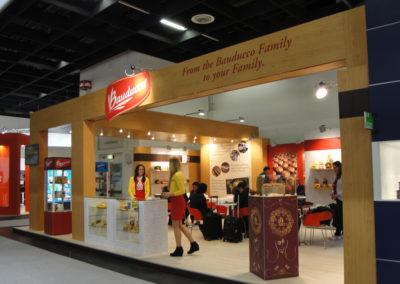 Baduocco trade show exhibit abroad